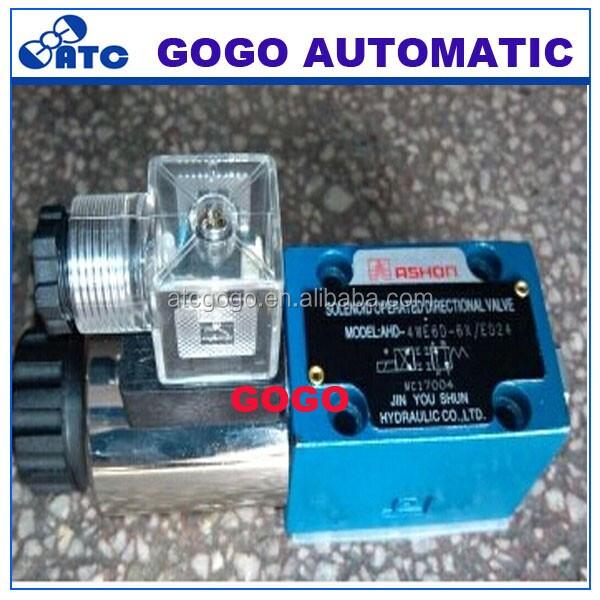 Гидравлический управления электромагнитный клапан BOSCH REXROTH тип 4WE6D62 / EG24N9K4
