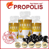 Top Quality Health Food Supplement Natural Bee Propolis Softgel Capsules