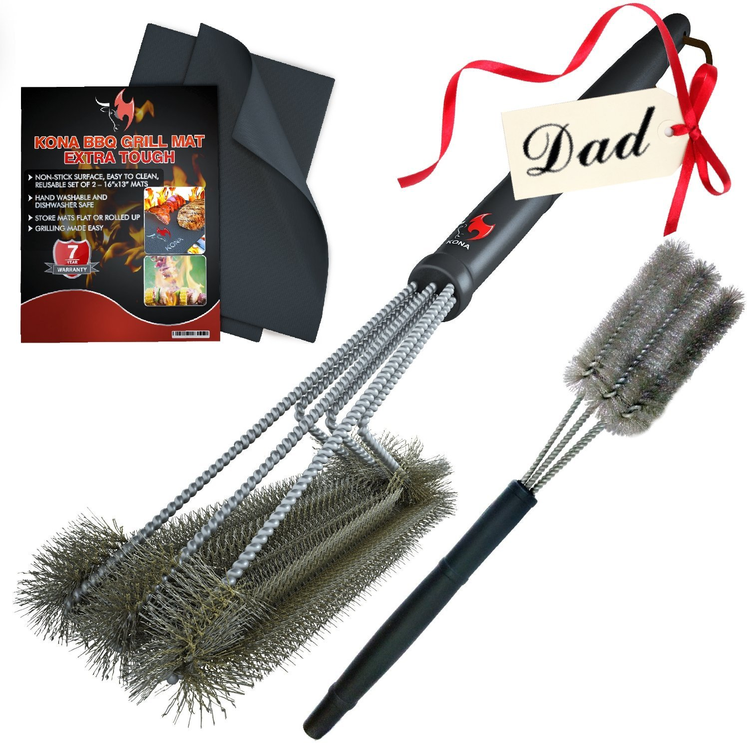 Kona Grill Accessories Collections Barbecue Tool Gift Sets Multiple Available For Men