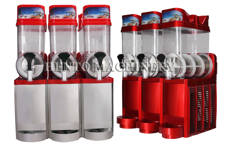 New Design and Hot Selling Mini Slush Machine / Frozen Slush Sachine