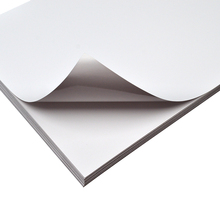A4 Semi Glossy <span class=keywords><strong>Zelfklevend</strong></span> <span class=keywords><strong>Papier</strong></span> voor Laser Printer