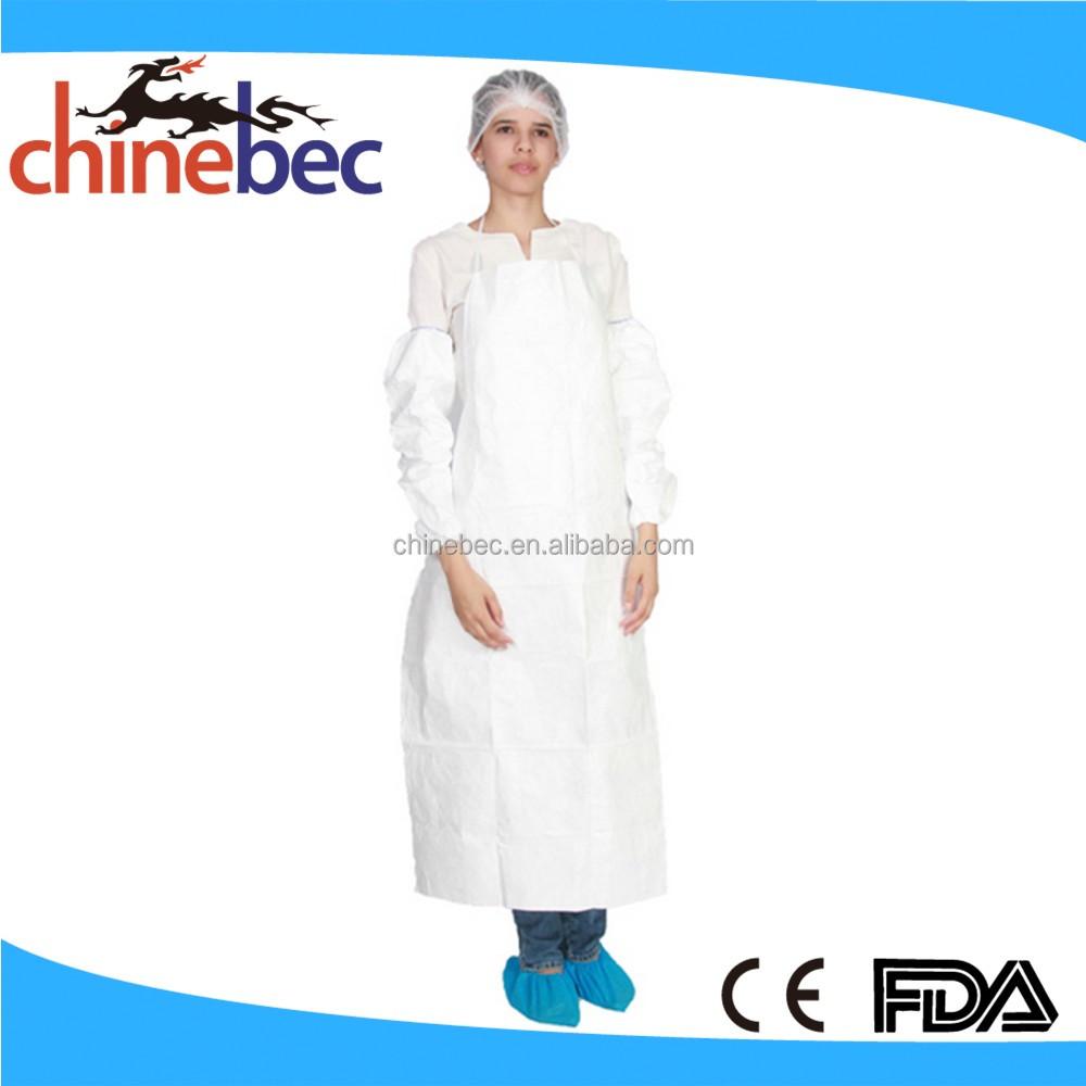 White rubber apron - Reusable Plastic Apron Reusable Plastic Apron Suppliers And Manufacturers At Alibaba Com