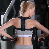 2018 Hot Selling Men/Women Adjustable Posture Support Clavicle Back Corrector Brace Shoulder Belt