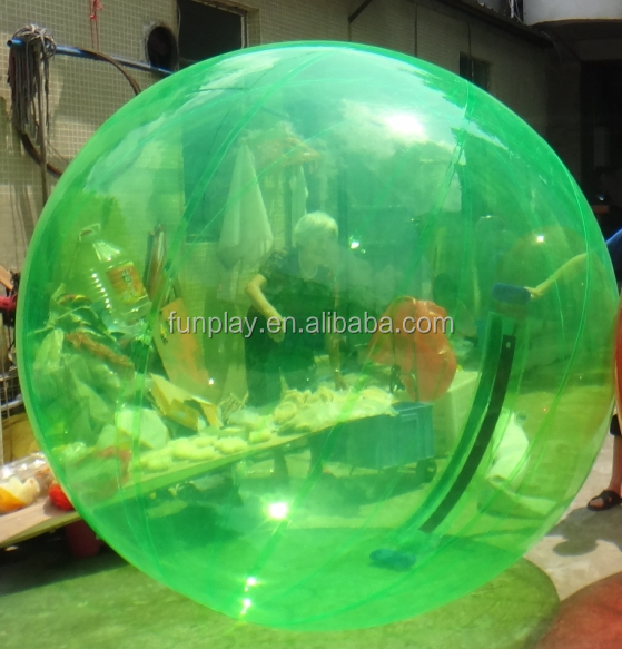 Colorful water balls pictures