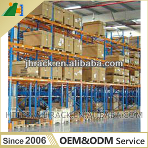 Own Factory Hot Sale pipe material storage shelf store racking system