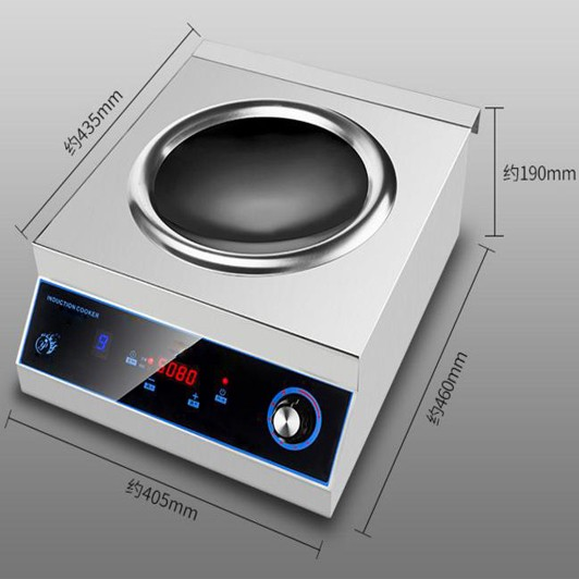 5000 Watts Simple Control Induction Cooker Manufacturer