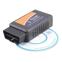 High Quality V1.5 ELM327 Bluetooth OBDII / OBD2 Auto Code Scanner ELM 327 Bluetooth Supports All OBD-II Model
