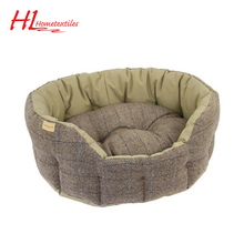 Factory price customized comfortable pet dog bed crib