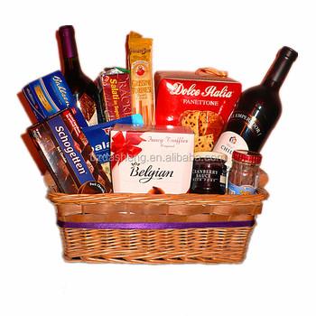 Christmas Hamper Basket.High Quality Gift Hamper Wicker Basket For Packing Buy Gift Hamper Wicker Basket Wicker Basket For Packing Product On Alibaba Com