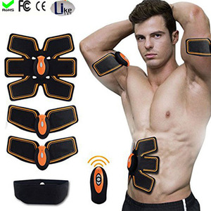 2018 Hot Hit Product FDA russian muscle stimulator wireless for men and women weight loss