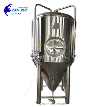 30BBL Stainless Steel Beer brewing equipment Conical Fermenter