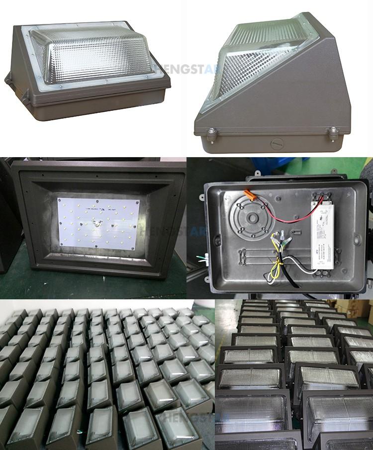 Ip 67ip65 Waterproof Optional Led Wall Pack Outdoor Ul