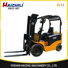 Good performance high quality hot sale 3 ton New electric forklift with CE