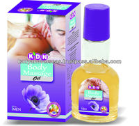 Olive Body Massage Oil