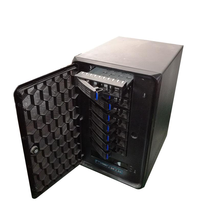 Nas 8bay Mini Tower Server Case Computer Case Of Storage