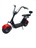 2017 top sale electric city scrooser harley style scooter 1000W citycoco scooter with seat for youngmen