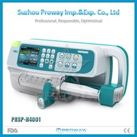 Medical Device : Electronic Automatic Syringe Pump