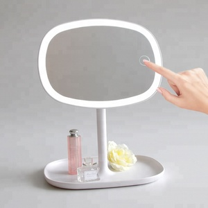 Cosmetic Light LED Makeup Mirrors Wholesale Beauty Pink Mirror