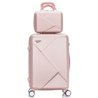 2018 New Fashion Design With Swiss Cheap Hard-Shell Luggage
