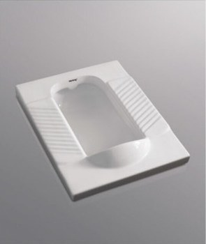 China Price Bathroom Accessories Indian Toilet Pan