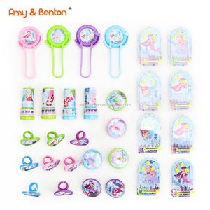 30pcs Promotional toys bulk toy assortment mermaid party birthday return gifts for kids