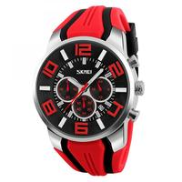 2017 New Gets Unique Big Face Sports Watch Silicone Band Sport Outdoor Wristwatches Design Quartz Casual Watches for Men 548687
