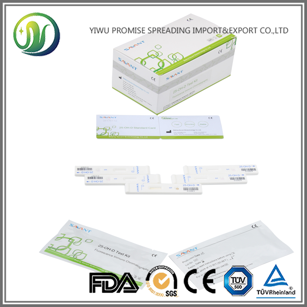 25-OH-D Rapid Blood Test Reagent Chemical for Immunoassay Analyzer