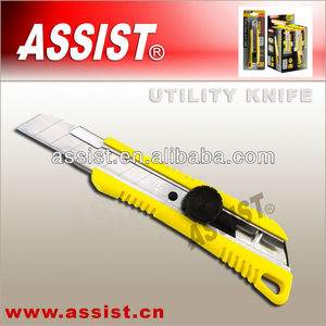 ASSIST series 01-L1C roll button utility knife