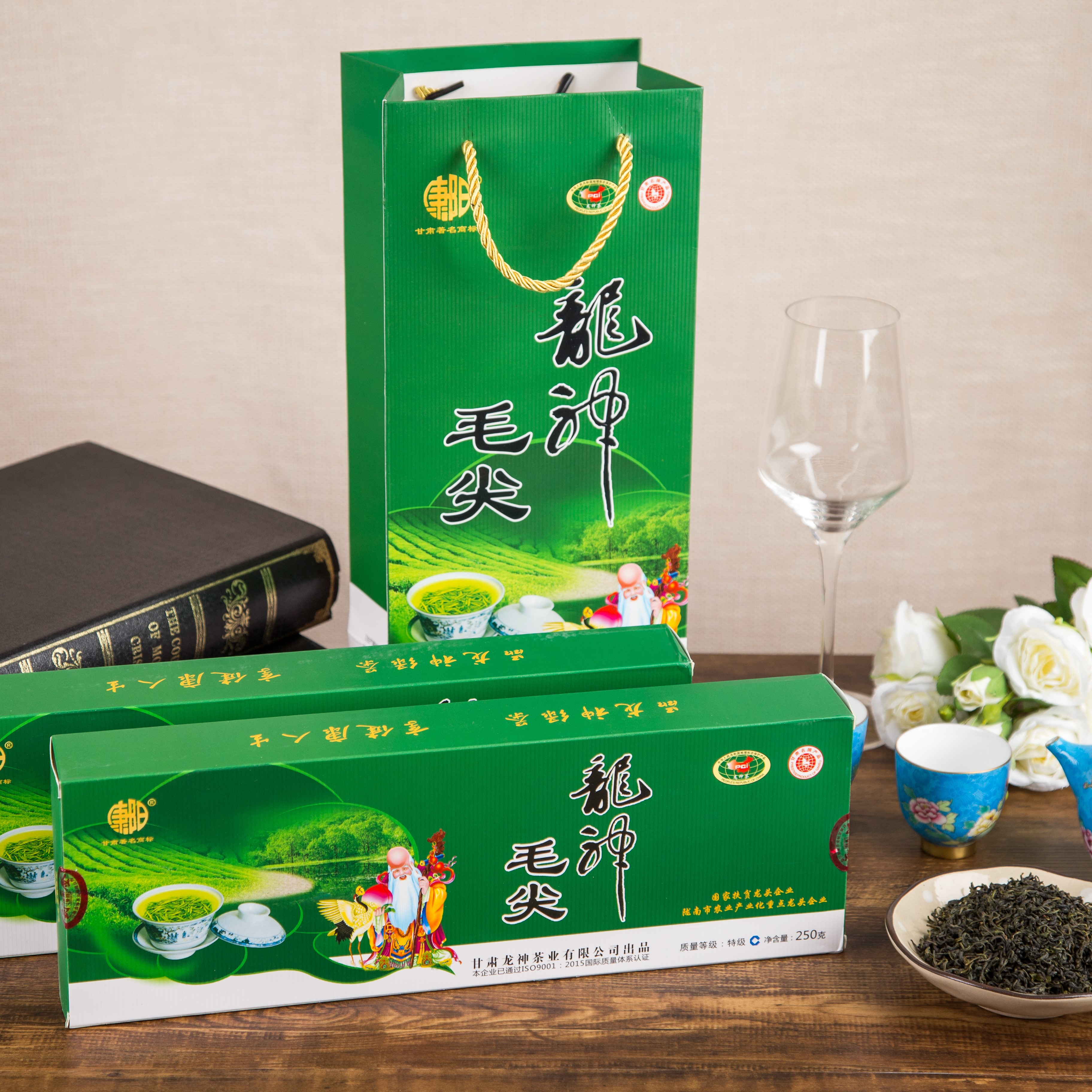 Online tea shop order tea oil soluble green tea - 4uTea | 4uTea.com