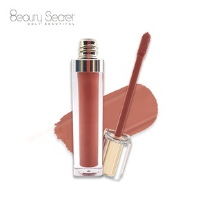 2018 19 Colors Private Label Waterproof Nude Lipgloss Make Your Own Lip Gloss