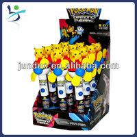 Pokemon Cartoon Image Candy Toy Fan - Buy Candy Toy,Electric Fan ...