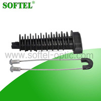 (Softel) Suspension Power And Optic Cable Clamp