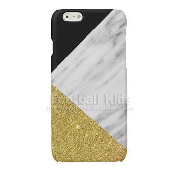 8645462554 Luxury marble case for iphone 8 8 plus Fashion trendy phone cases,mix black  white