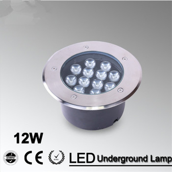 30w Underground Intertek Lighting Parts Outdoor Led Recessed Light