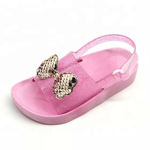 Toddler Baby Cartoon Soft latest fashion children girl jelly sandals
