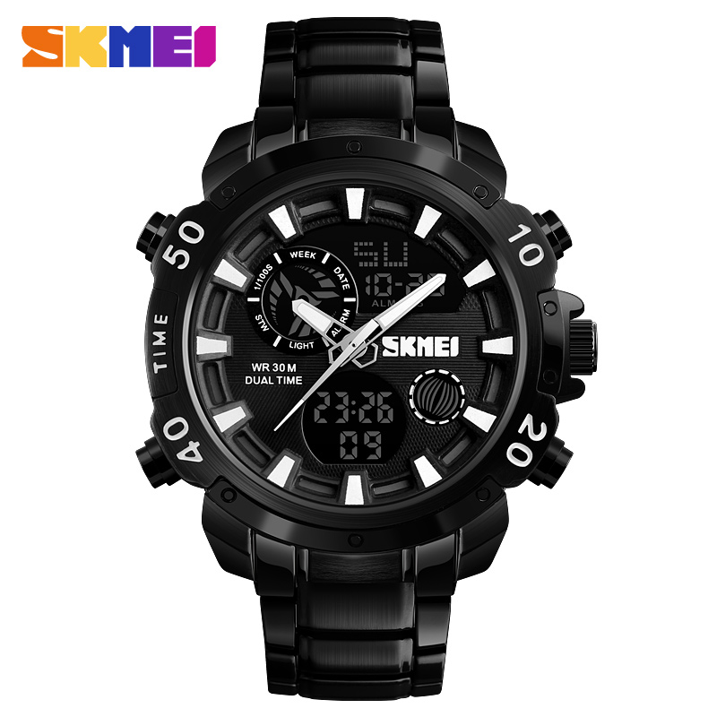 products global new dial sport luxury monki watch s big watches digital brand shock men quartz for