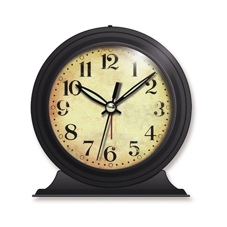 Cheap Antique Metal Desktop Clock, find Antique Metal Desktop Clock ...
