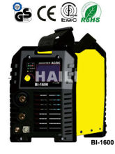 AC/DC DIGITAL MCU Inverter PULSE TIG/MMA Welding Machine(BI-1600)