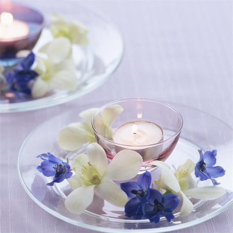 2017 The Most Popular Good Quality White Wholesale Tealight Candles