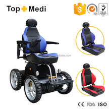 Topmedi TEW001 stair climbing wheelchair electric Stable Powerful Electric Wheelchair