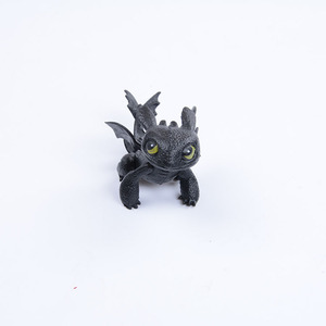 How to Train Your Dragon figure/OEM dragon animal toys/new design How to Train Your Dragon