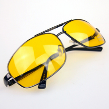 Brand New Night Driving Glasses Anti Glare Vision Driver Safety Sunglasses