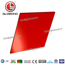 GLOBOND Outdoor Usage High Gloss Acp Price For Signboard
