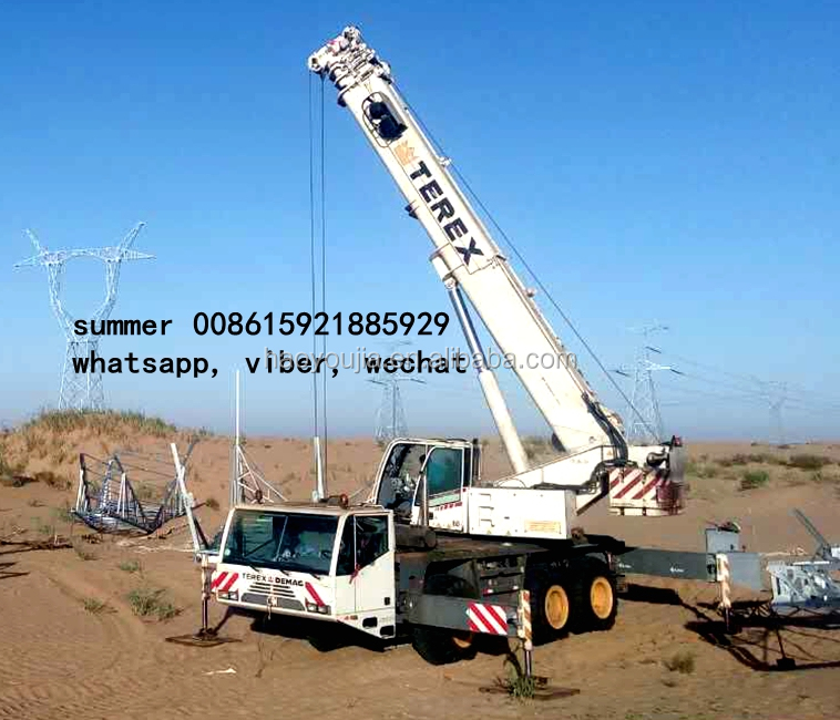 China Terex Crane, China Terex Crane Manufacturers and Suppliers on ...
