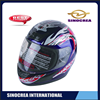 2017 SUPER DESIGN FULL FACE DOT MOTOR CYCLE HELMET FOR SALE