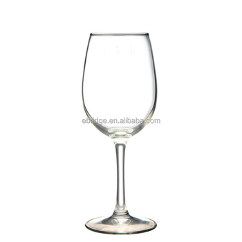 Thick And Solid Stemware Rose Red Foot Wide Mouth Cocktail Glass Cup