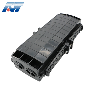 High quality outdoor optical junction box wall mount protect ftth joint box fiber optic splice closure