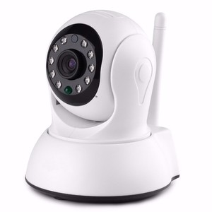 Waterproof Wireless Security Camera 1MP IP Camera P2P Plug and Play Network Dome