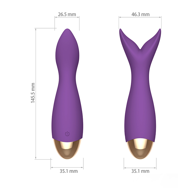 Hot selling  Adult Sex Toys Powerful  Vagina Massager Vibrator