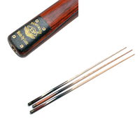 LP black card one piece ash snooker cue and OEM cue sticks snooker for sale